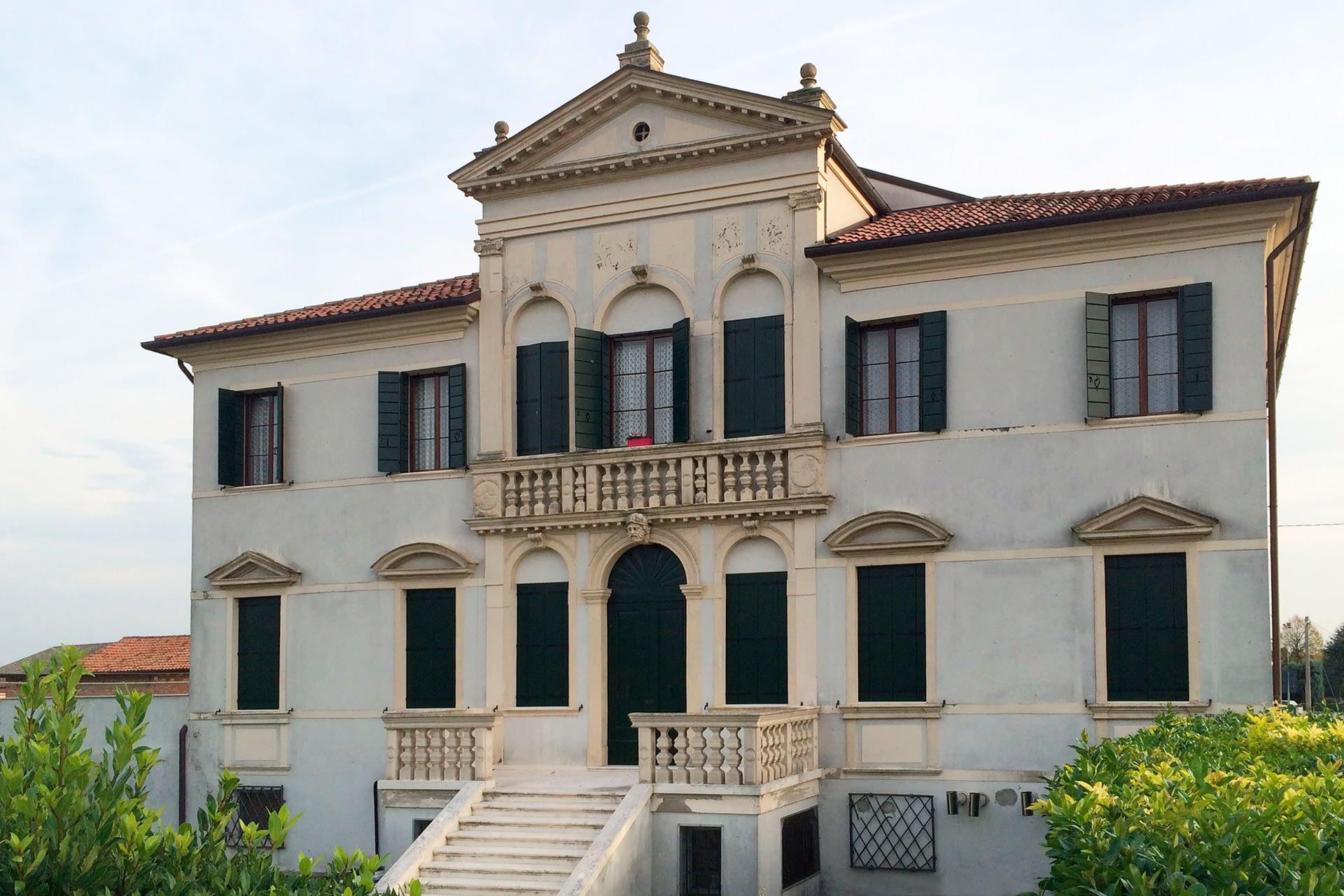 Cartura_Villa de Santinello