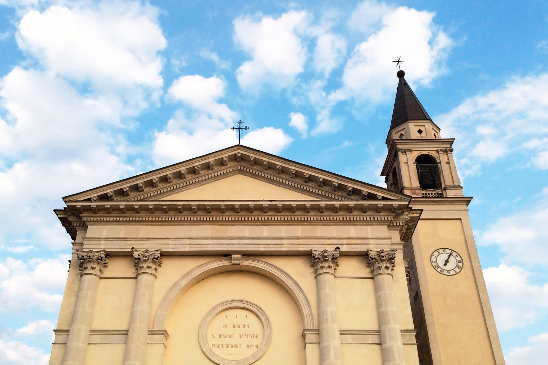 Agna_Chiesa di S. Giovanni
