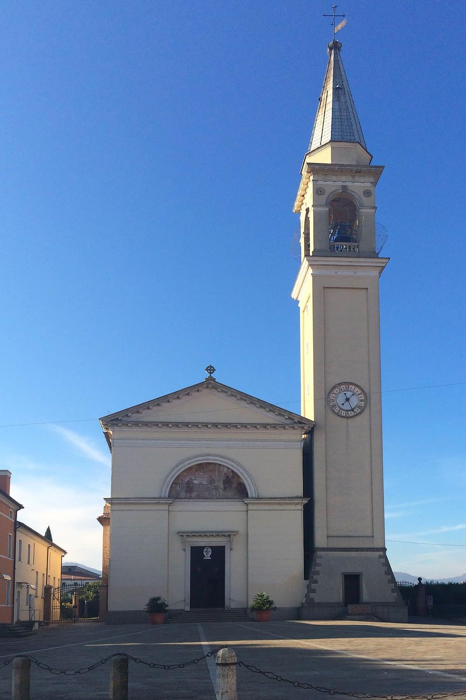 Pernumia_Chiesa di Santa Giustina