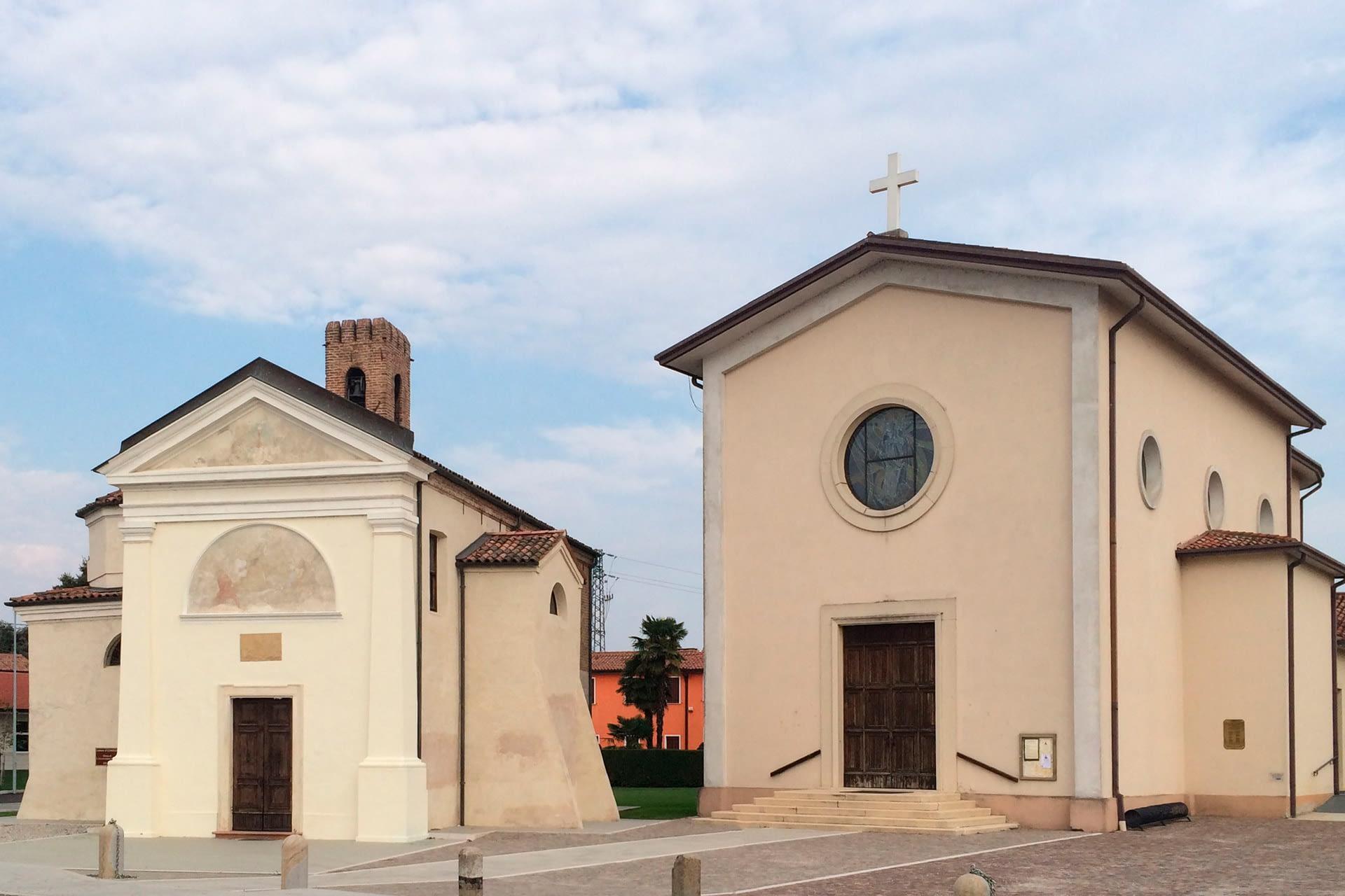 Conselve_Chiesa e Oratorio del Palù