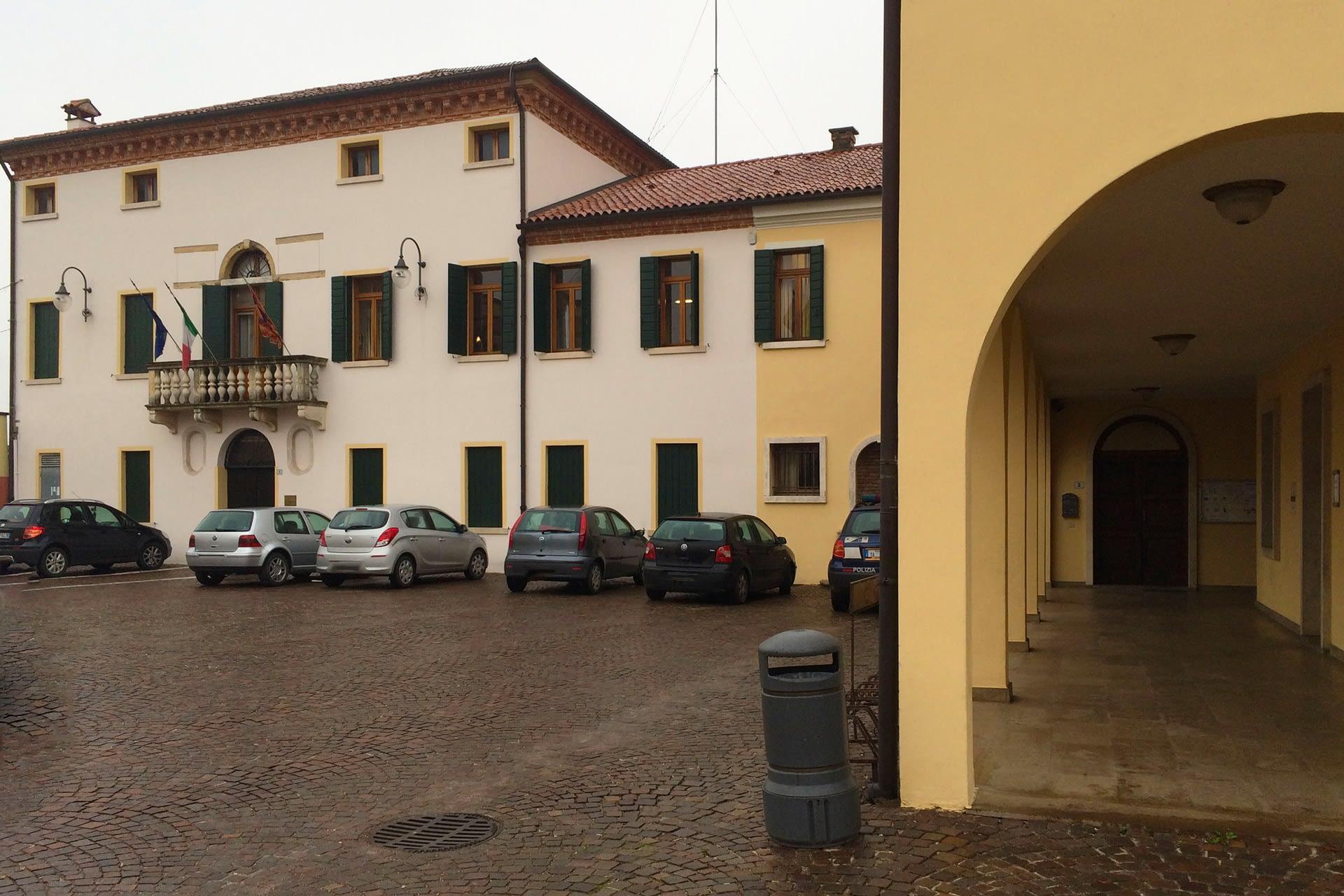 Pernumia_Villa Rusconi