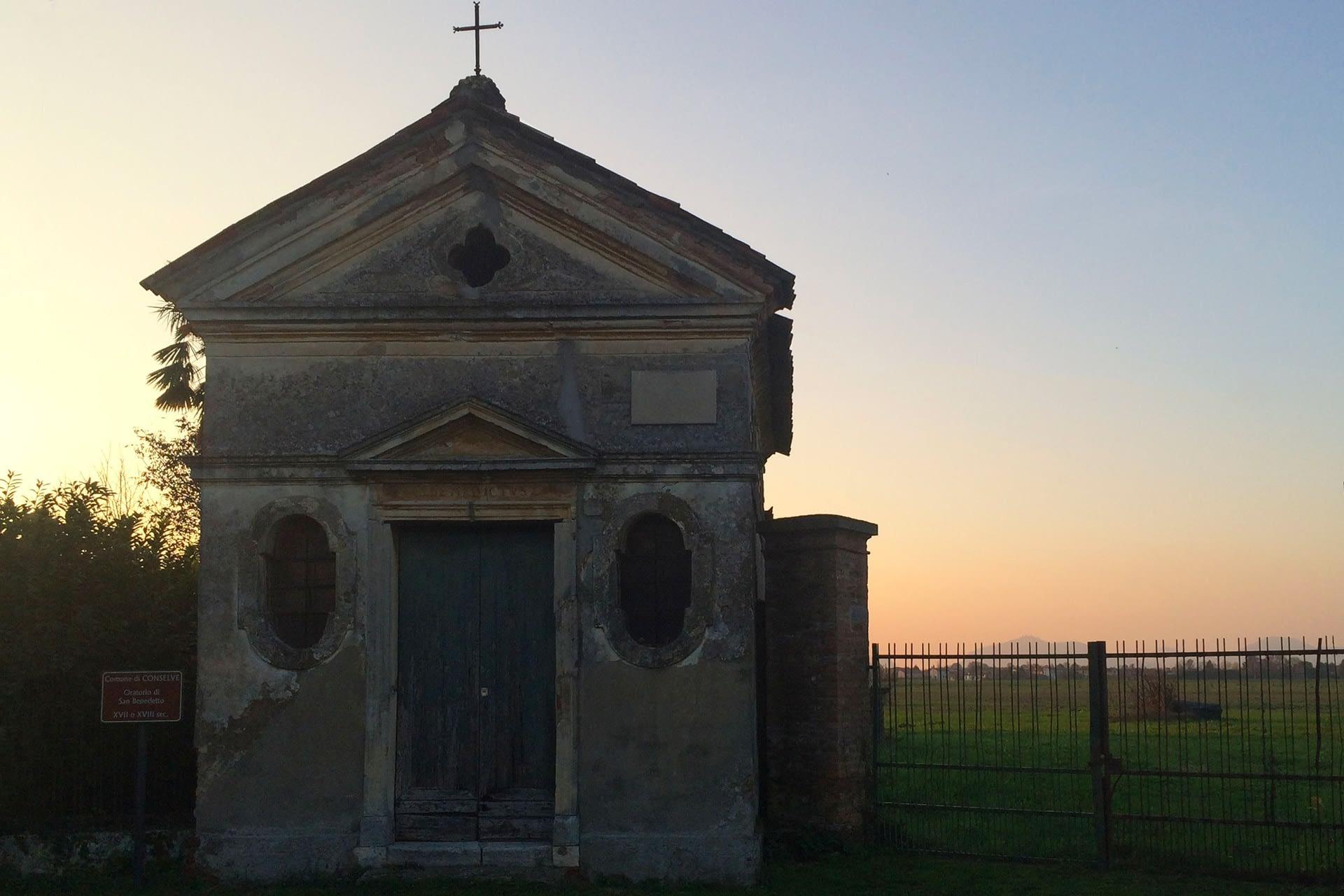 Conselve_Oratorio di San Benedetto