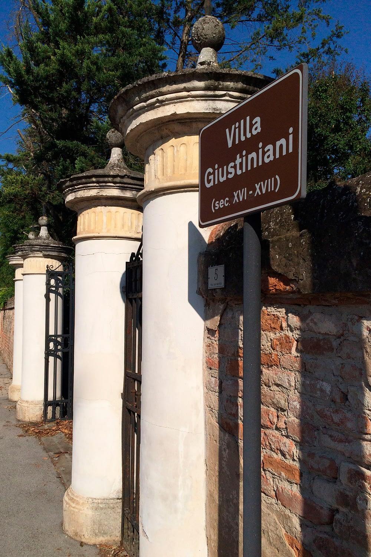 San Pietro Viminario_Villa Giustiniani