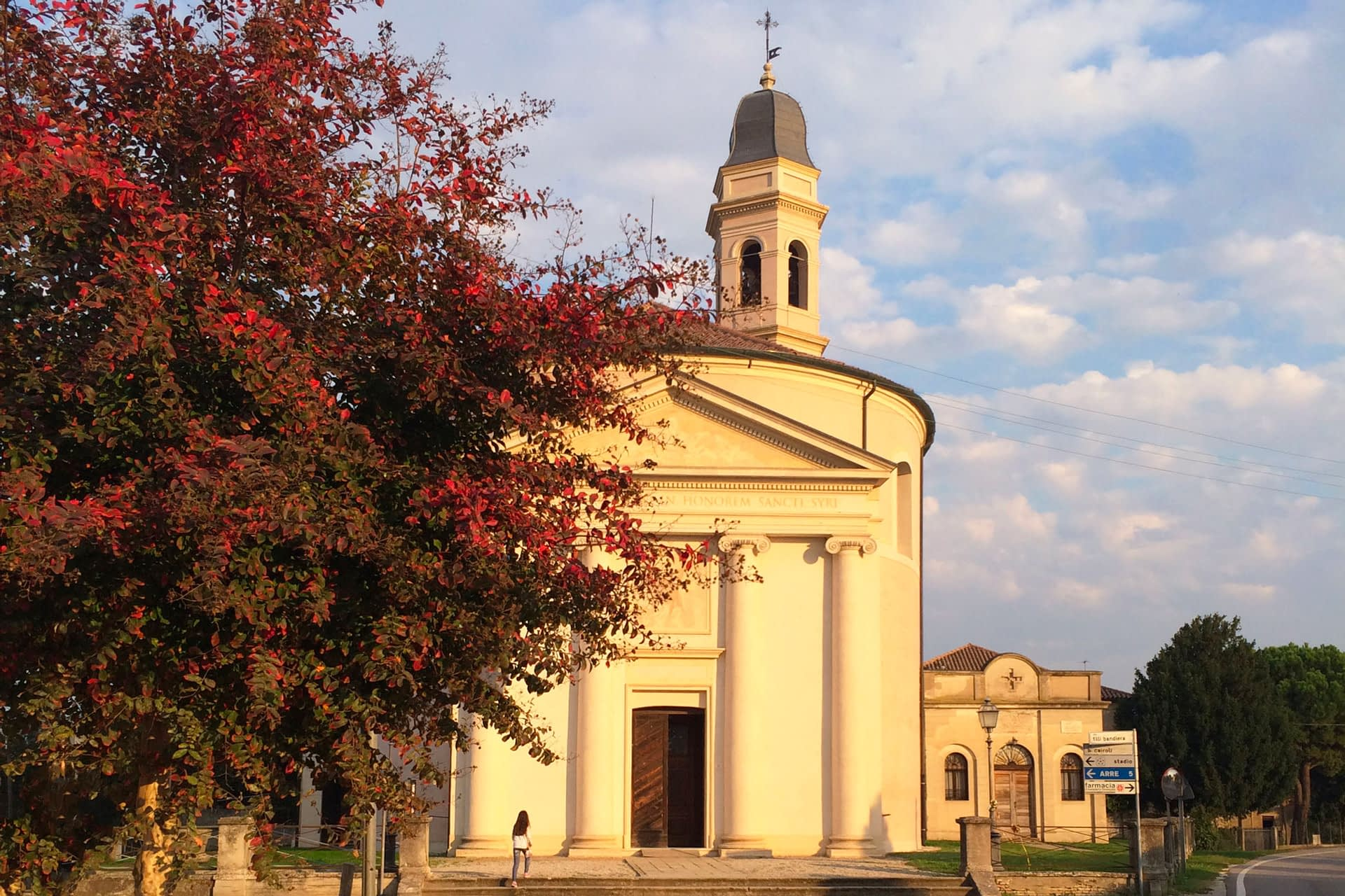 Bagnoli di Sopra_Chiesa di San Siro