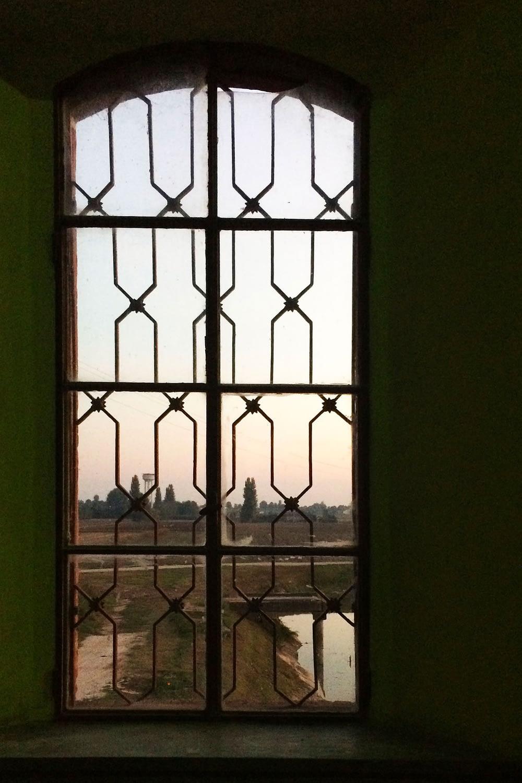 Anguillara Veneta_Idrovora, vista dalla finestra