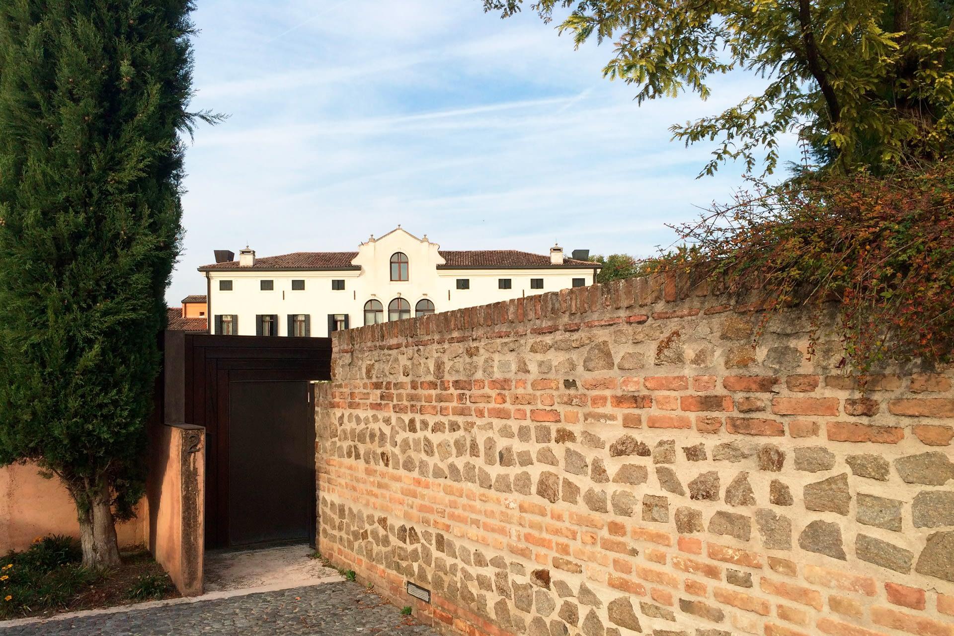 Conselve_Villa Borbone Conti Schiesari Disarò