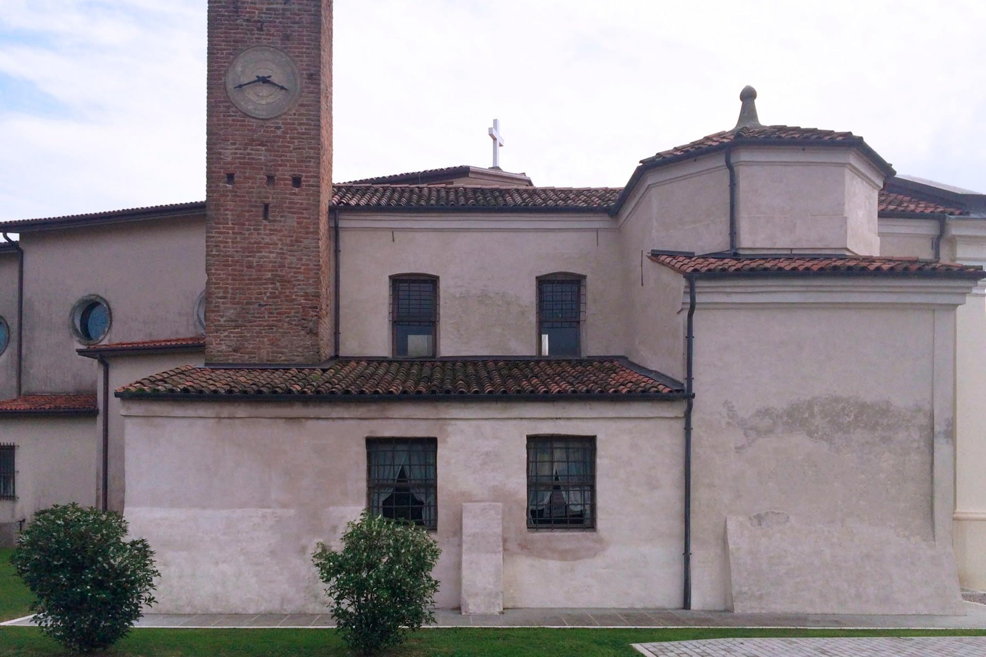 Conselve_Oratorio di San Giovanni in località Palù