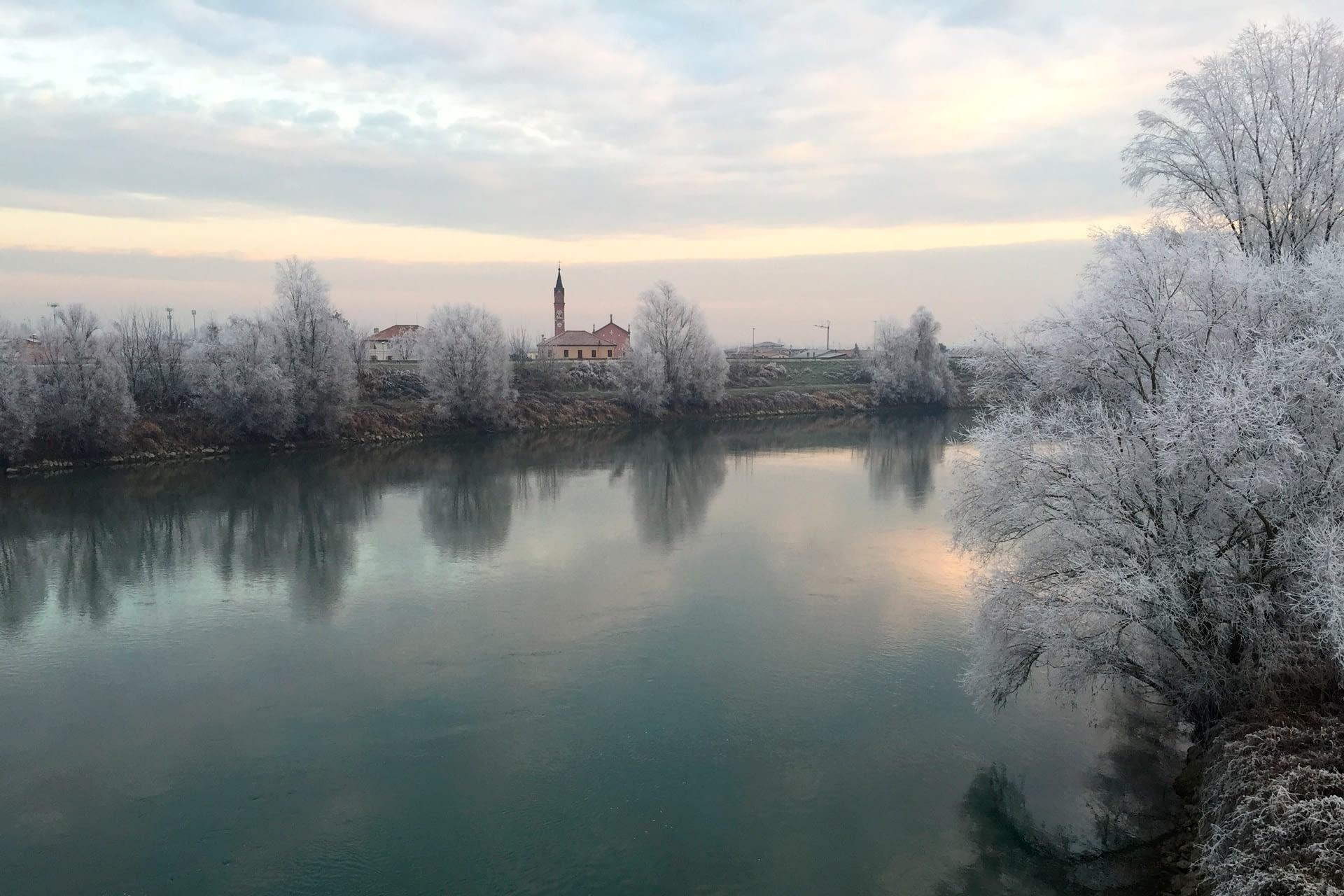 Anguillara Veneta_Fiume Adige