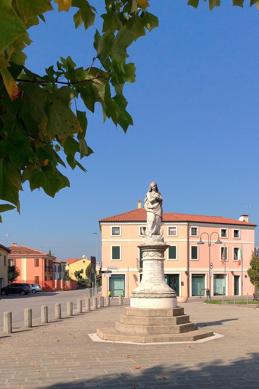 San Pietro Viminario_Colonna della Madonna