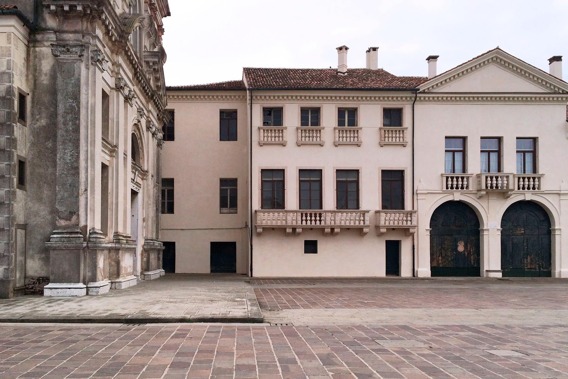Bagnoli di Sopra_Chiesa di San Michele e Villa Widmann Borletti