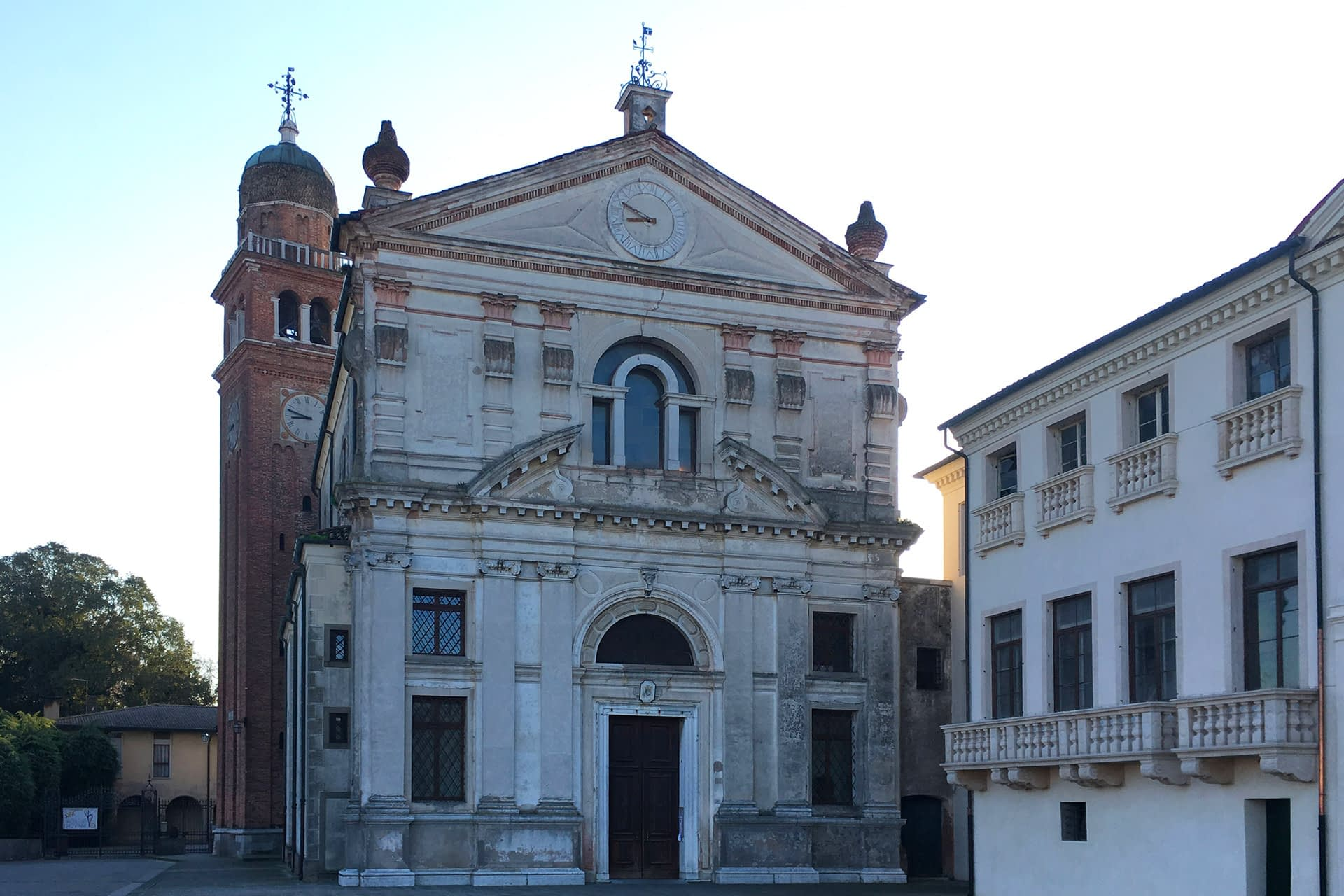 Bagnoli di Sopra_Chiesa di San Michele