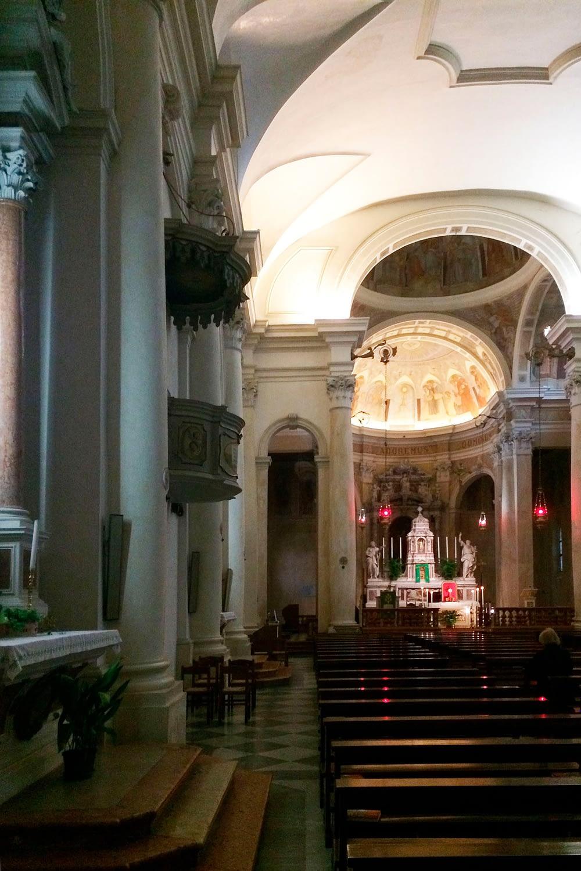 Agna_Interno della Chiesa di S. Giovanni