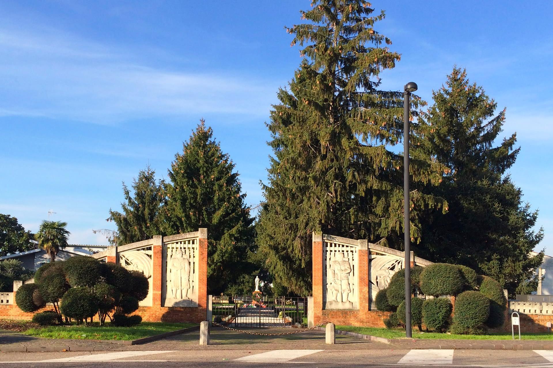 Tribano_Parco della Rimembranza