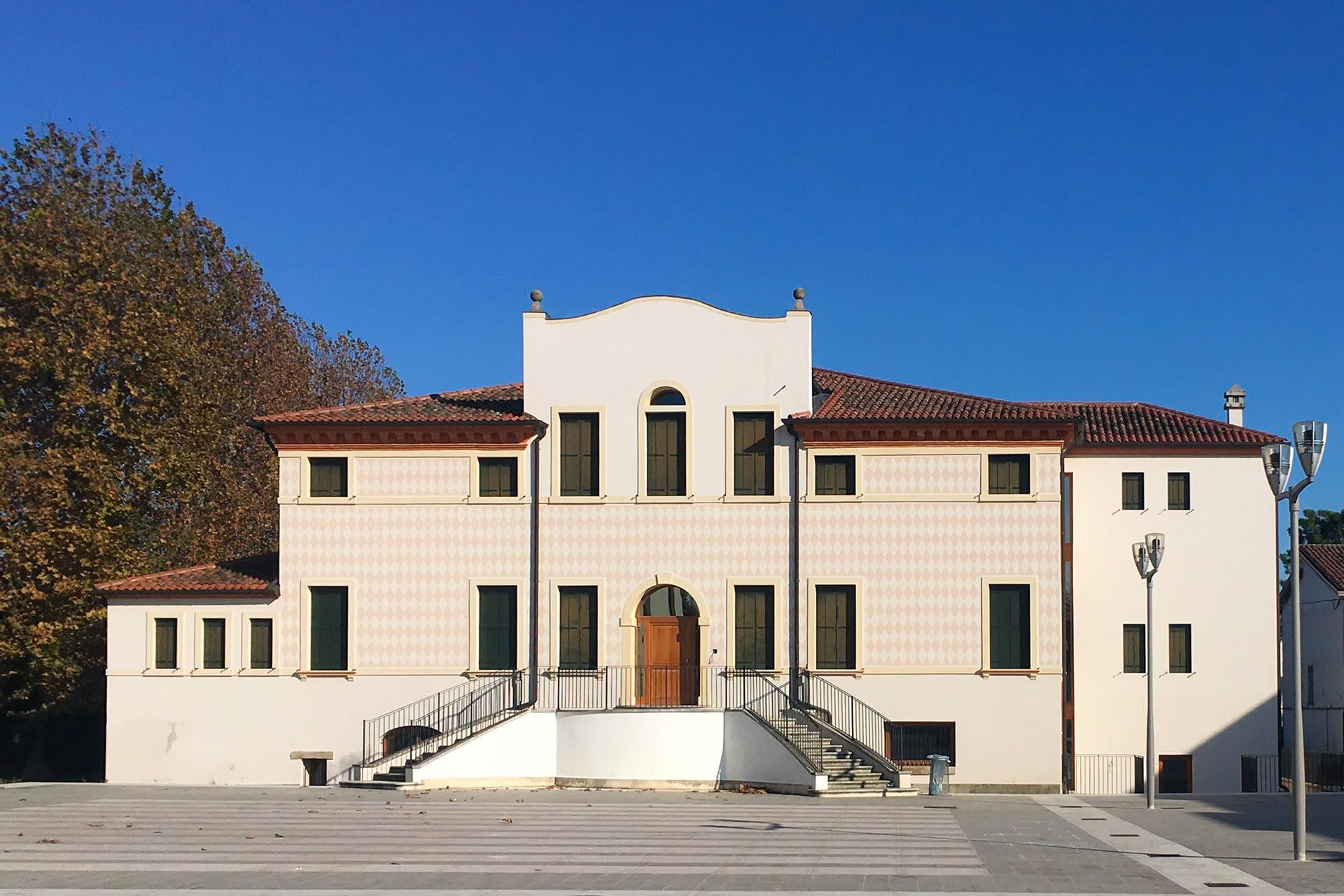 Pernumia_Villa Griffey-Ca' Dottori