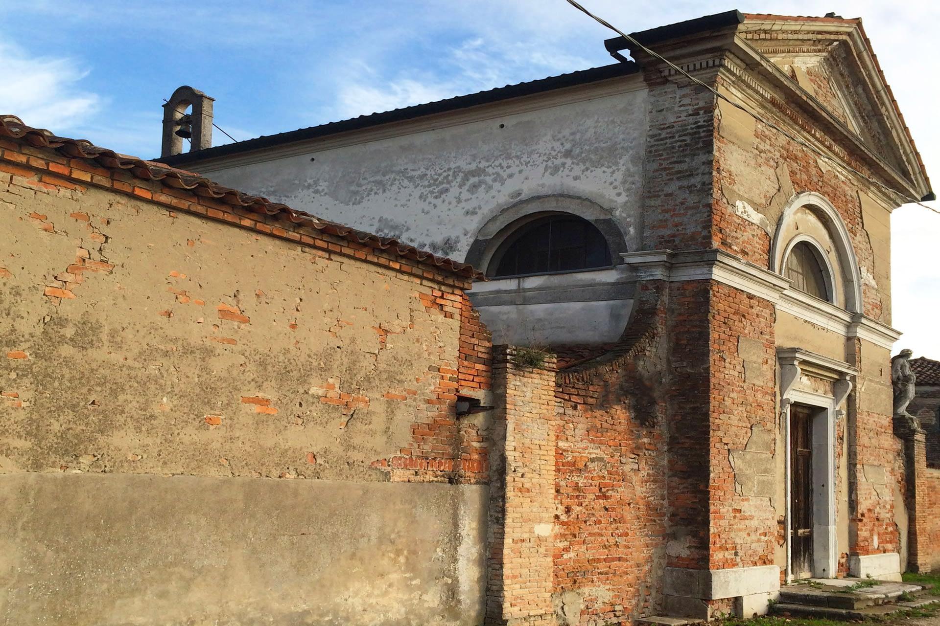 Bagnoli di Sopra, Oratorio di San Valentino (Villa Zara)