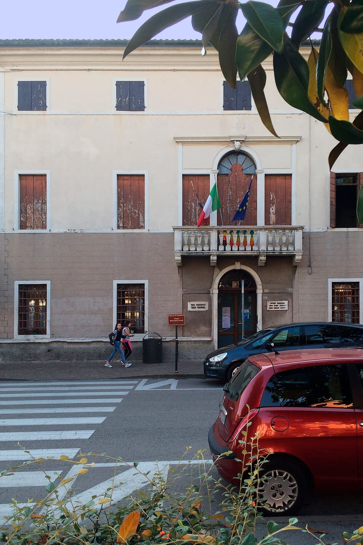 Conselve_Palazzo Benvenuti Gallicioli