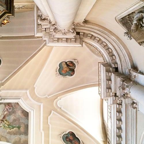 Conselve_Particolare del Duomo di San Lorenzo