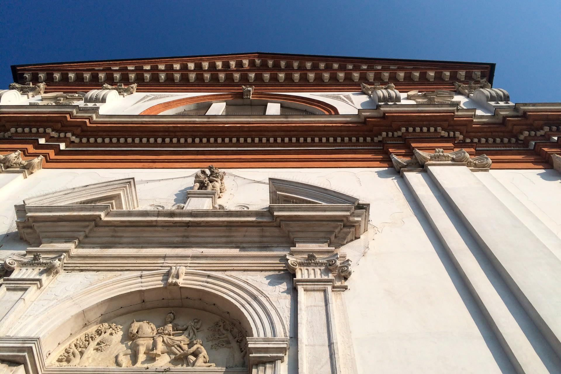 Tribano_Chiesa di San Martino