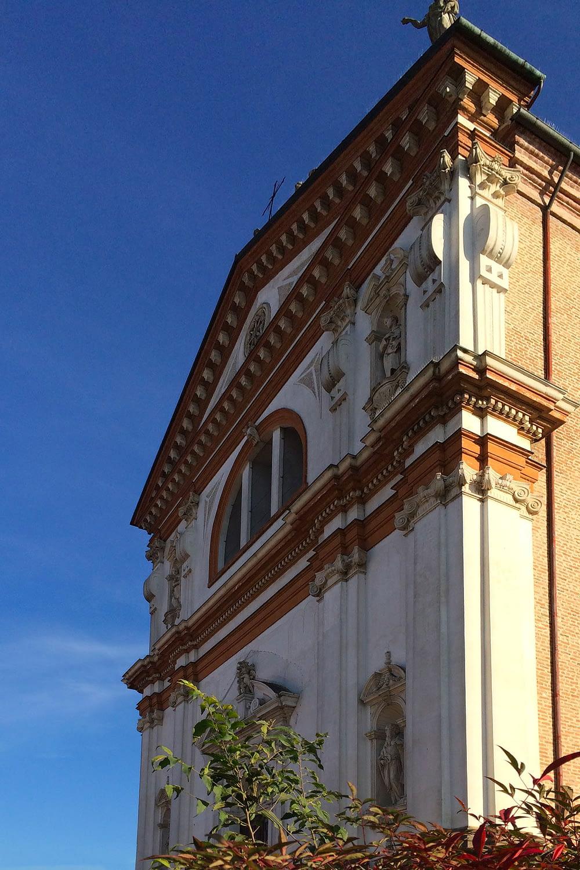 Tribano_Dettaglio della Chiesa di San Martino