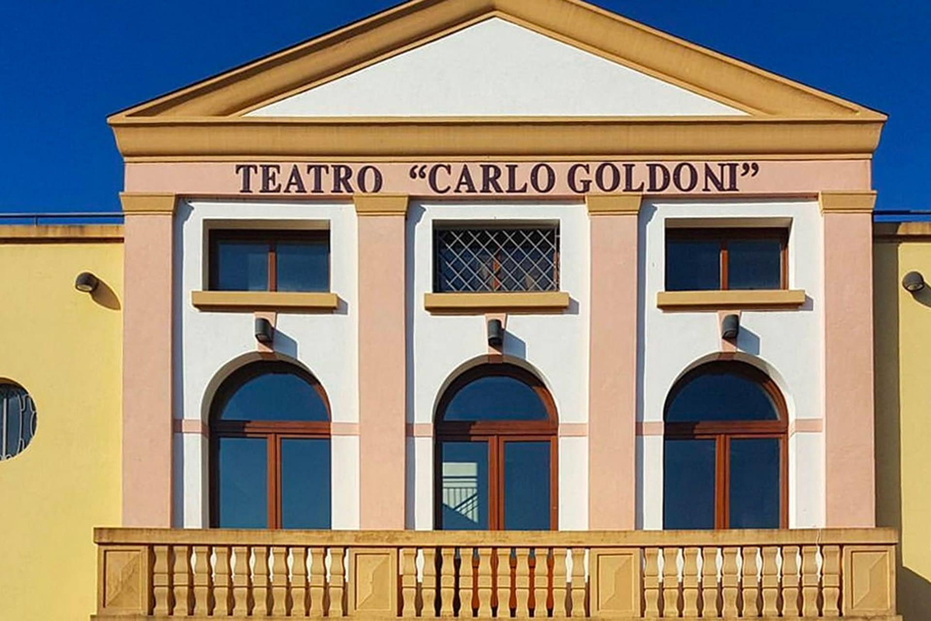 Bagnoli di Sopra_Teatro Goldoni