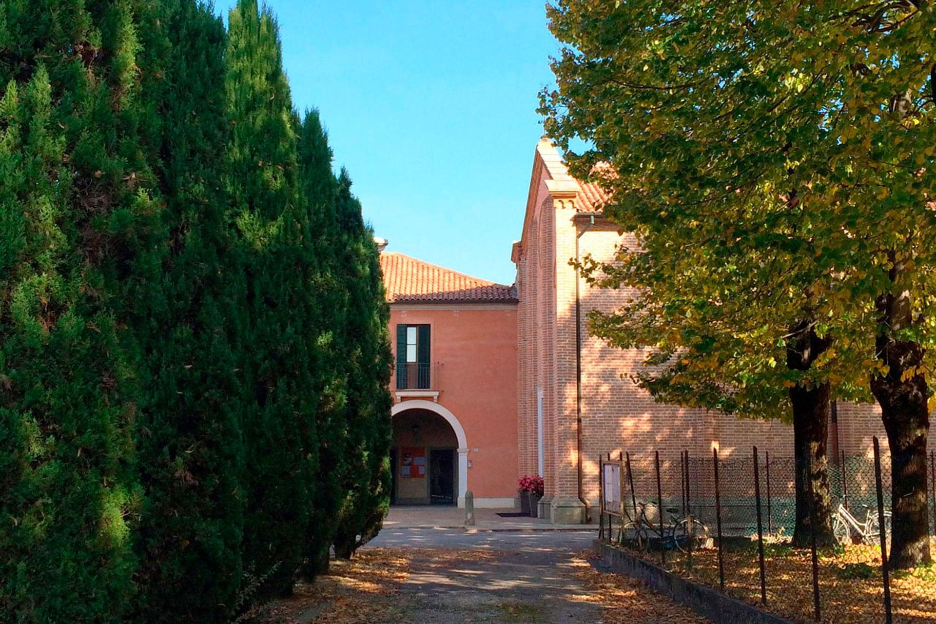 San Pietro Viminario_Scorcio della Chiesa